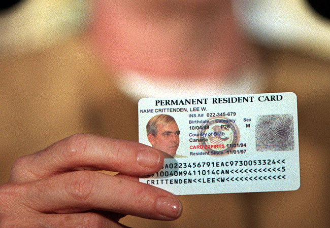 How long green card holder can stay outside USA?